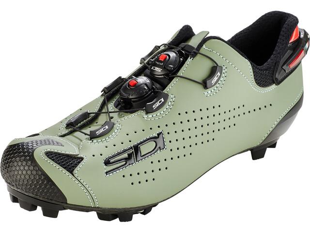 Sidi MTB Tiger 2 Shoes Men black/sage/green